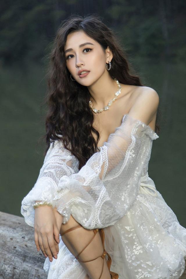 Mai Phương Thuý làm giám khảo Miss World Vietnam 2021 - Ảnh 1.
