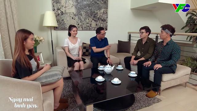 Ngày mai bình yên - Tập cuối: Ông Phát cấm Tuấn có tình cảm với Khôi - ảnh 3