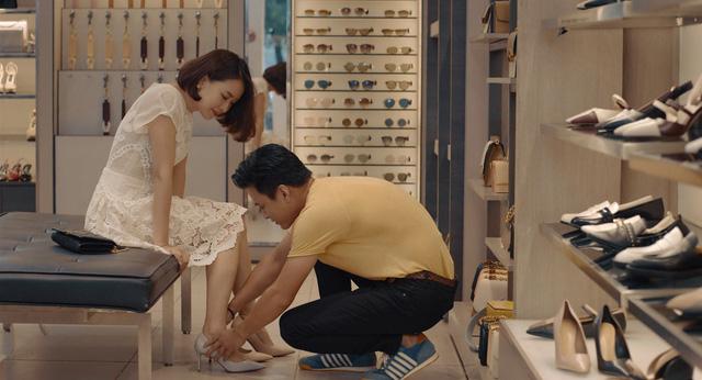 Hướng dương ngược nắng: Thuở đầu yêu đương đầy ngọt ngào và lãng mạn của  Châu và Kiên   VTV.VN