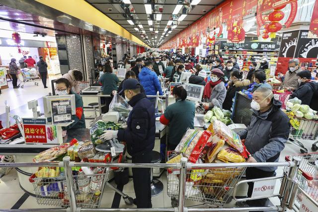 Nhiều người chọn ăn Tết tại thành phố, doanh số quà tặng tại Trung Quốc tăng mạnh - Ảnh 2.