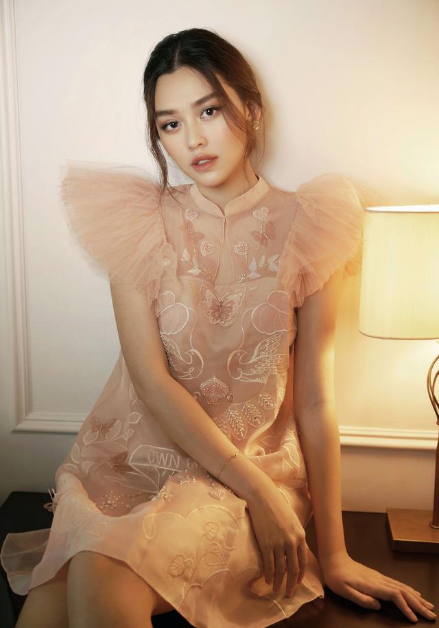 Hậu kết hôn, Á hậu Tường San cuốn hút như Song Hye Kyo - Ảnh 5.