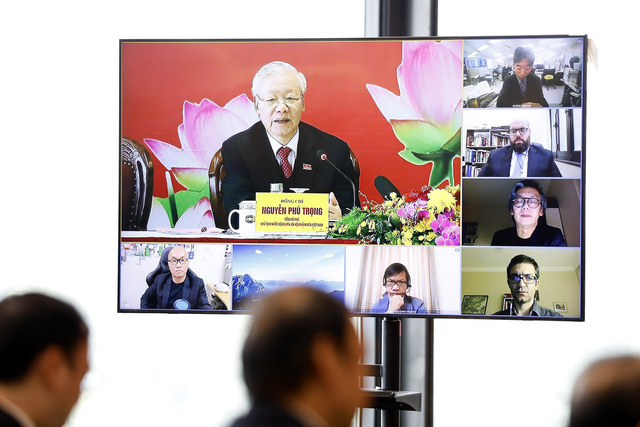 Tổng Bí thư, Chủ tịch nước Nguyễn Phú Trọng: Cuộc đấu tranh chống tham nhũng còn lâu dài, gian khổ, quyết liệt - Ảnh 1.