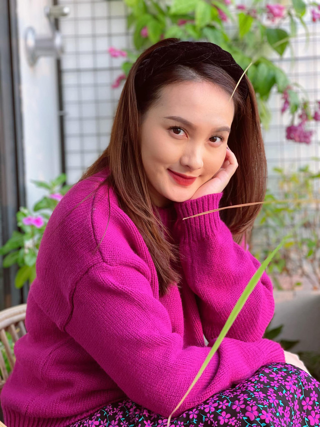 Ngắm Đào, Quất nhà Hồng Đăng, Bảo Thanh cùng dàn diễn viên Việt - Ảnh 18.