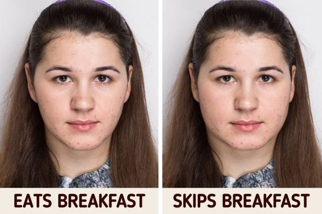 Nhịn ăn sáng ảnh hưởng đến cơ thể như thế nào? - ảnh 1