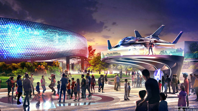 8 trải nghiệm công viên giải trí mới đáng mong chờ nhất 2021 - ảnh 3