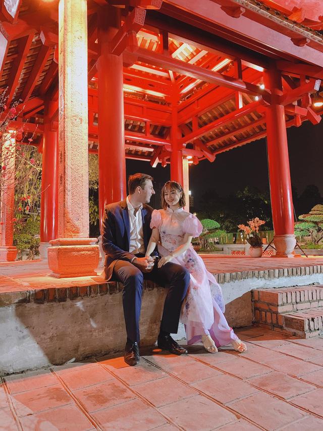 Bảo Thanh, Phương Oanh và dàn diễn viên xinh đẹp đồng loạt khoe ảnh bên gia đình ngày Tết - Ảnh 7.