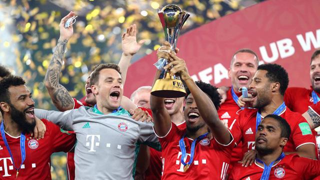 Vô địch FIFA Club World Cup, Bayern hoàn thành cú ăn 6 lịch sử - Ảnh 2.