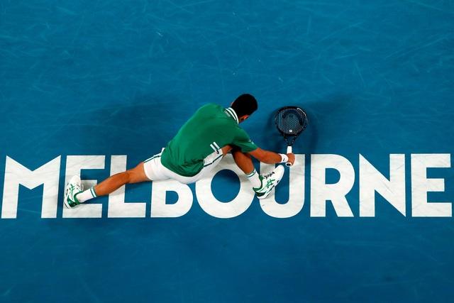 Australia mở rộng 2021: Chiến thắng quả cảm của Djokovic! - Ảnh 1.