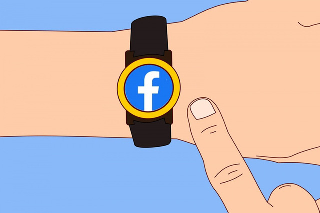 Facebook đang phát triển đồng hồ thông minh? - Ảnh 1.