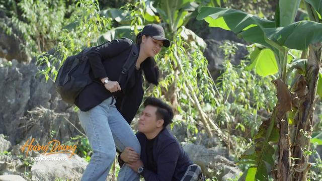 Hướng dương ngược nắng - Tập 29: Pha suýt chết... hài hước của Hoàng (Việt Anh) - Ảnh 7.