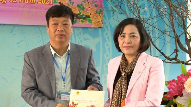 Món quà đầu xuân cho hơn 1.000 người dân khó khăn tại tỉnh Ninh Bình - Ảnh 5.
