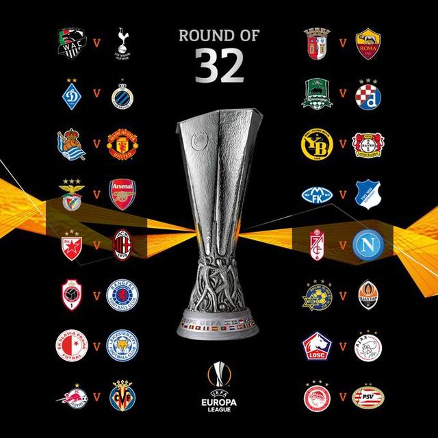 Lịch thi đấu Europa League hôm nay: Man Utd gặp khó, Arsenal làm khách Benfica - Ảnh 3.
