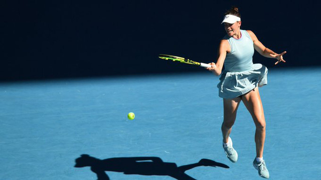 Jennifer Brady thắng kịch tính Karolina Muchova để giành quyền vào chung kết Australia mở rộng 2021 - Ảnh 2.