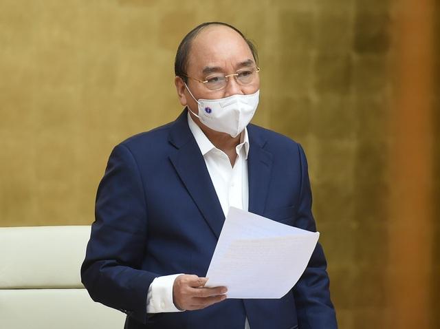Thủ tướng Nguyễn Xuân Phúc: Làm rõ trách nhiệm trong sử dụng vốn vay và bố trí nguồn trả nợ - Ảnh 1.
