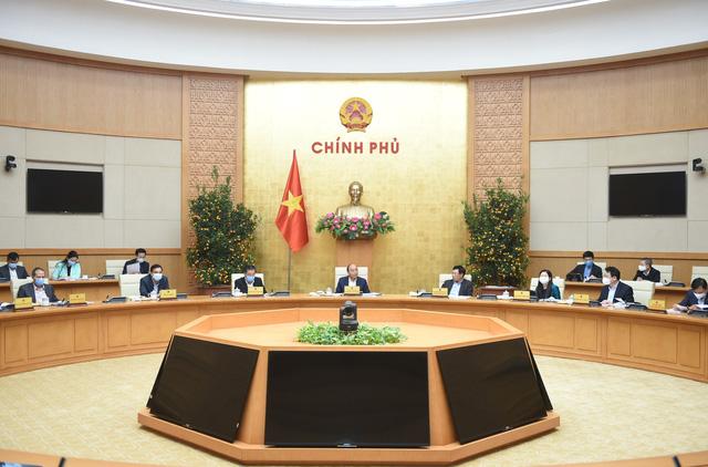 Thủ tướng Nguyễn Xuân Phúc: Làm rõ trách nhiệm trong sử dụng vốn vay và bố trí nguồn trả nợ - Ảnh 2.