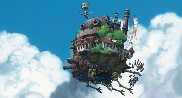 """Công viên Ghibli công bố sẽ xây dựng lâu đài """"Howl's Moving Castle"""" - Ảnh 2."""