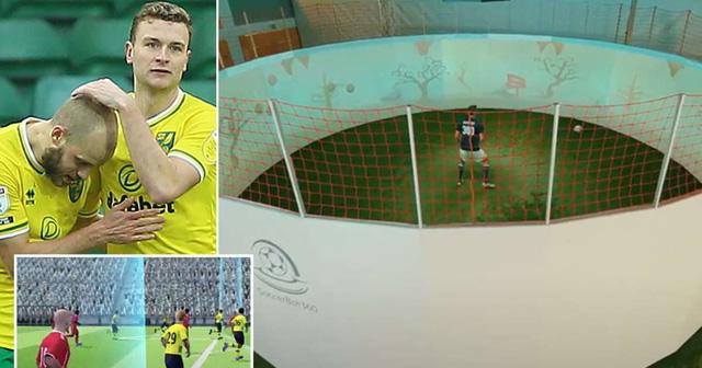 Giờ vàng thể thao hôm nay (19/2): Bóng đá và những bài tập giả lập - Ảnh 2.