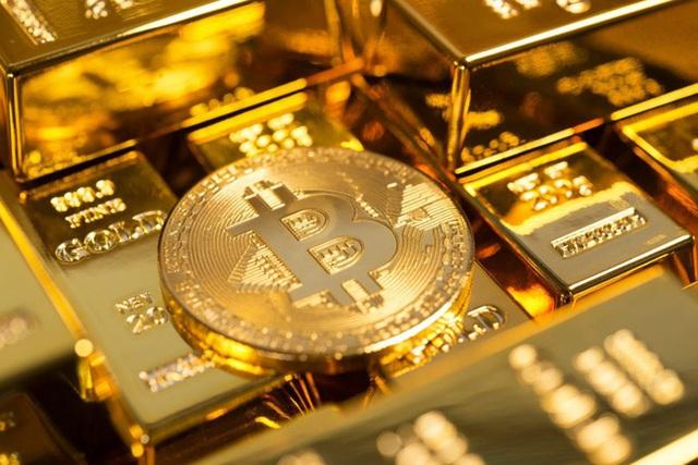 Bitcoin điên cuồng tăng giá, cho chứng khoán và vàng hít khói - Ảnh 3.
