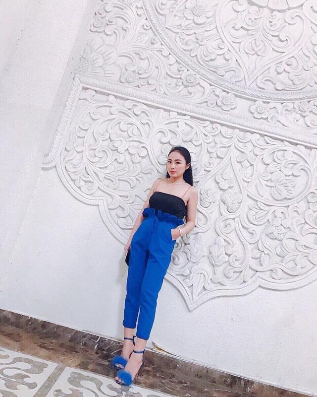 Thời trang Nguyễn Ngọc Diễm gợi ý chiêu mặc đẹp dạo phố - Ảnh 4.