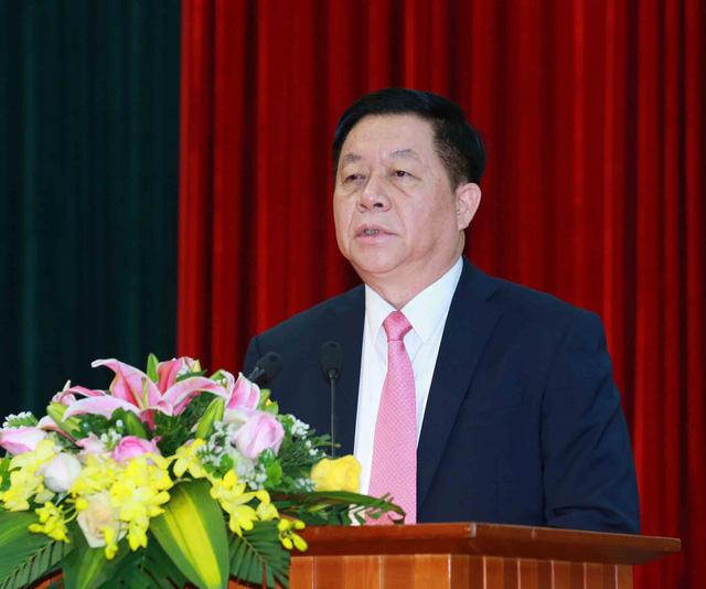 Thượng tướng Nguyễn Trọng Nghĩa giữ chức Trưởng Ban Tuyên giáo Trung ương - Ảnh 2.
