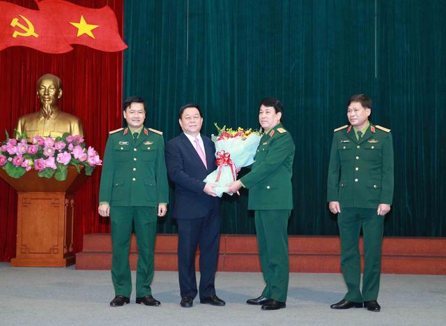Thượng tướng Nguyễn Trọng Nghĩa giữ chức Trưởng Ban Tuyên giáo Trung ương - Ảnh 1.