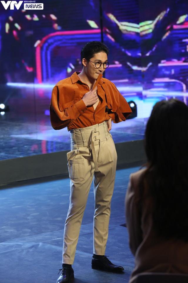 Gặp gỡ diễn viên truyền hình 2021: Dàn soái ca Hồng Đăng, Đình Tú bất đắc dĩ trở thành siêu mẫu - Ảnh 10.