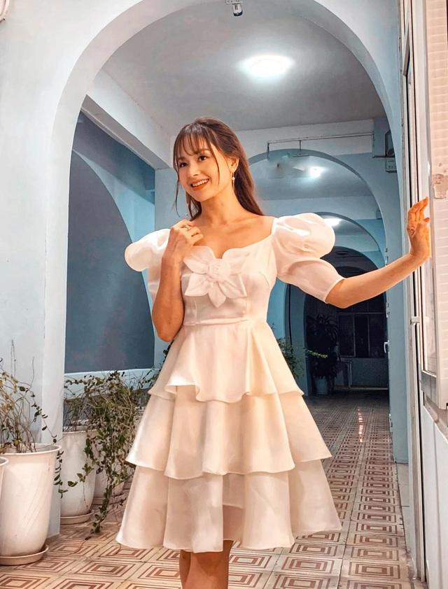 Lan Phương - cô nàng bánh bèo nhất nhì Showbiz Việt? - Ảnh 10.