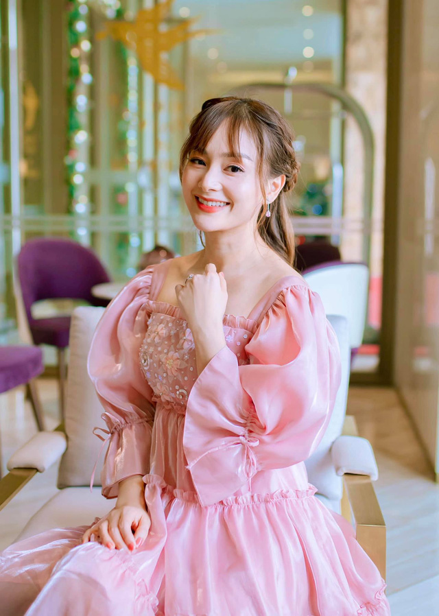 Lan Phương - cô nàng bánh bèo nhất nhì Showbiz Việt? - Ảnh 11.