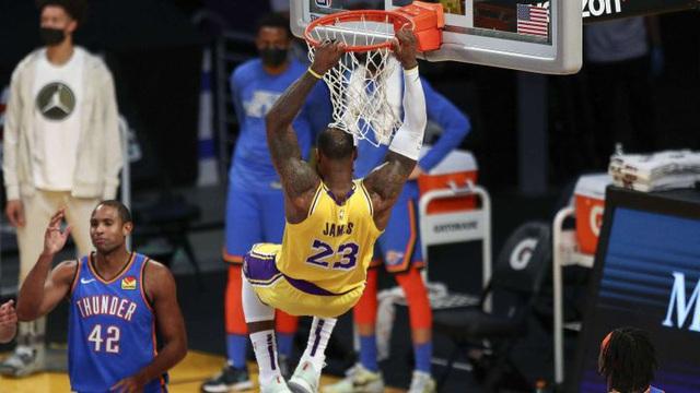 NBA công bố đội hình xuất phát All-star 2021 - Ảnh 1.
