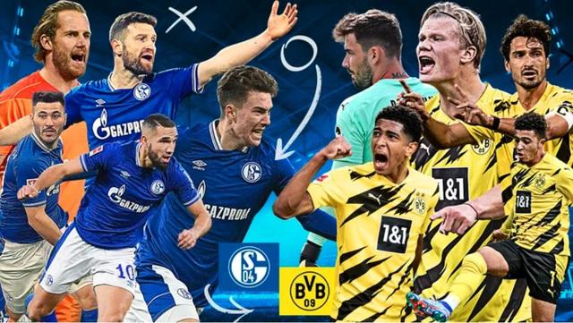Lịch thi đấu & trực tiếp vòng 22 Bundesliga: Tâm điểm trận Derby Schalke - Dortmund - Ảnh 2.