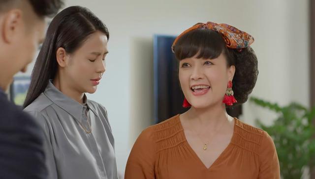 Hướng dương ngược nắng - Tập 31: Ra mắt mẹ Minh, Hoàng được khen bên ngoài đẹp trai bên trong nhiều tiền - Ảnh 2.