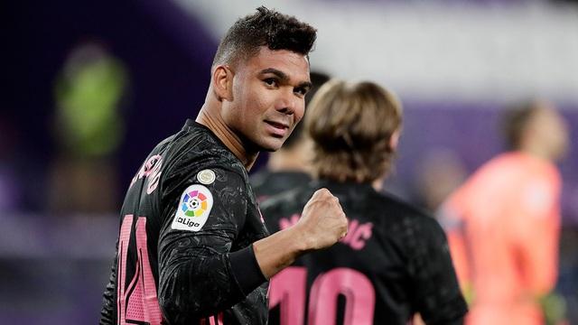 Real Valladolid 0-1 Real Madrid: Áp sát ngôi đầu - Ảnh 2.