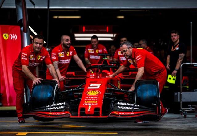 Ferrari sẽ thử nghiệm lốp xe cho mùa 2022 vào tuần tới - Ảnh 1.