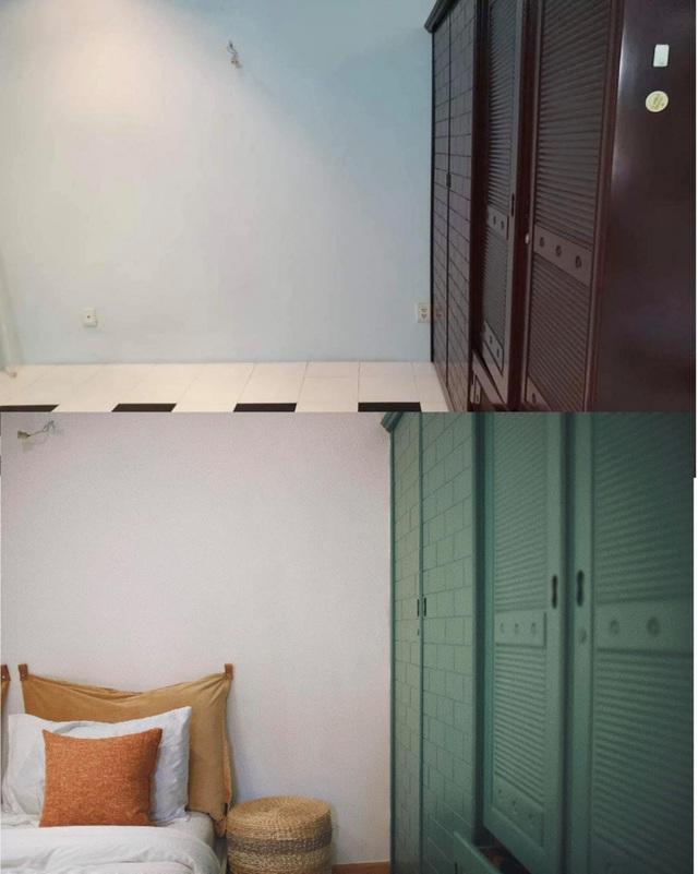Chàng trai cải tạo chung cư cũ kỹ, màu mè thành căn hộ xinh xắn - Ảnh 2.