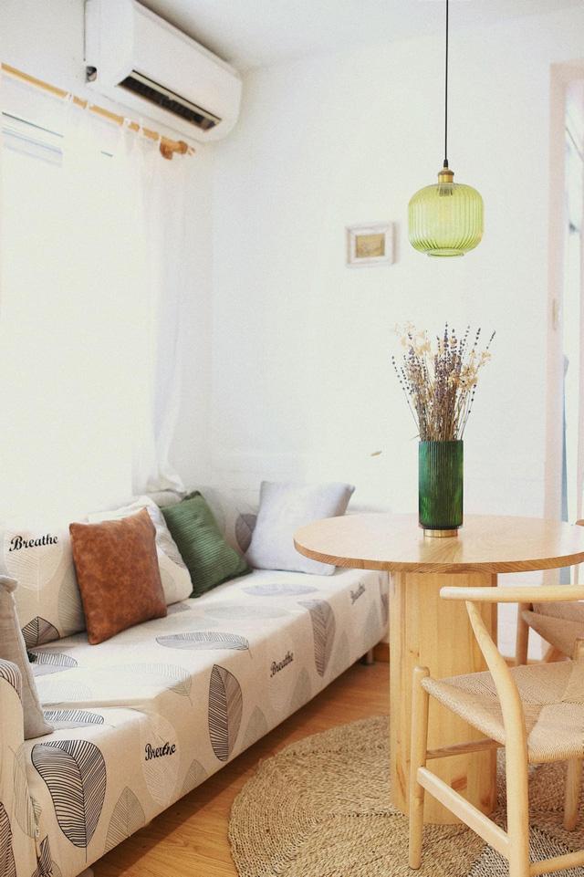 Chàng trai cải tạo chung cư cũ kỹ, màu mè thành căn hộ xinh xắn - Ảnh 7.