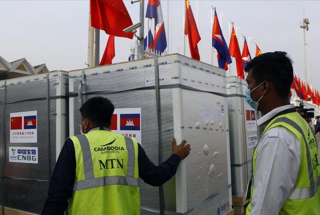 Campuchia huy động mọi nguồn lực quyết liệt ngăn chặn đà lây nhiễm COVID-19 - Ảnh 1.