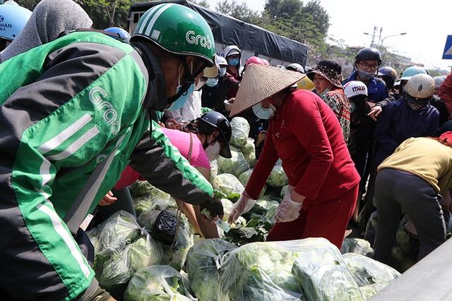 """Hà Nội hỗ trợ Hải Dương """"giải cứu"""" nông sản - Ảnh 2."""