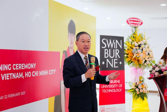 Swinburne Việt Nam sẽ dành 15 tỷ đồng học bổng cho sinh viên theo học tại TP Hồ Chí Minh - Ảnh 1.