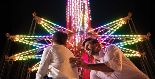 Trải nghiệm đu quay cao nhất thế giới mới ra mắt tại Dubai - ảnh 2