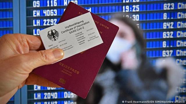 """Đan Mạch, Thụy Điển phát triển """"hộ chiếu vắc xin COVID-19"""" - ảnh 4"""