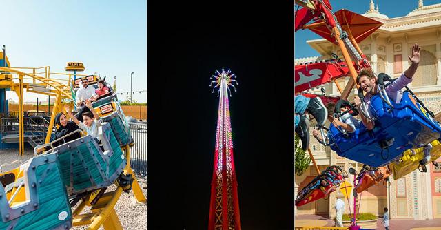 Trải nghiệm đu quay cao nhất thế giới mới ra mắt tại Dubai - ảnh 4