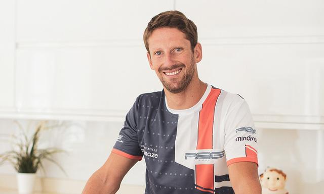 Mercedes sẵn sàng giành tặng 1 món quà cho Romain Grosjean - Ảnh 1.