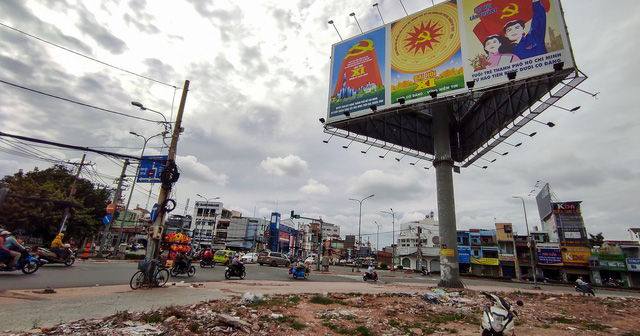 TP Hồ Chí Minh thu hồi, đấu giá đất hai bên đường mới - ảnh 1