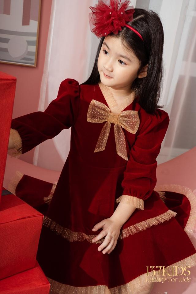Bộ sưu tập váy thiết kế cao cấp nhà 137 KIDS - Ảnh 2.