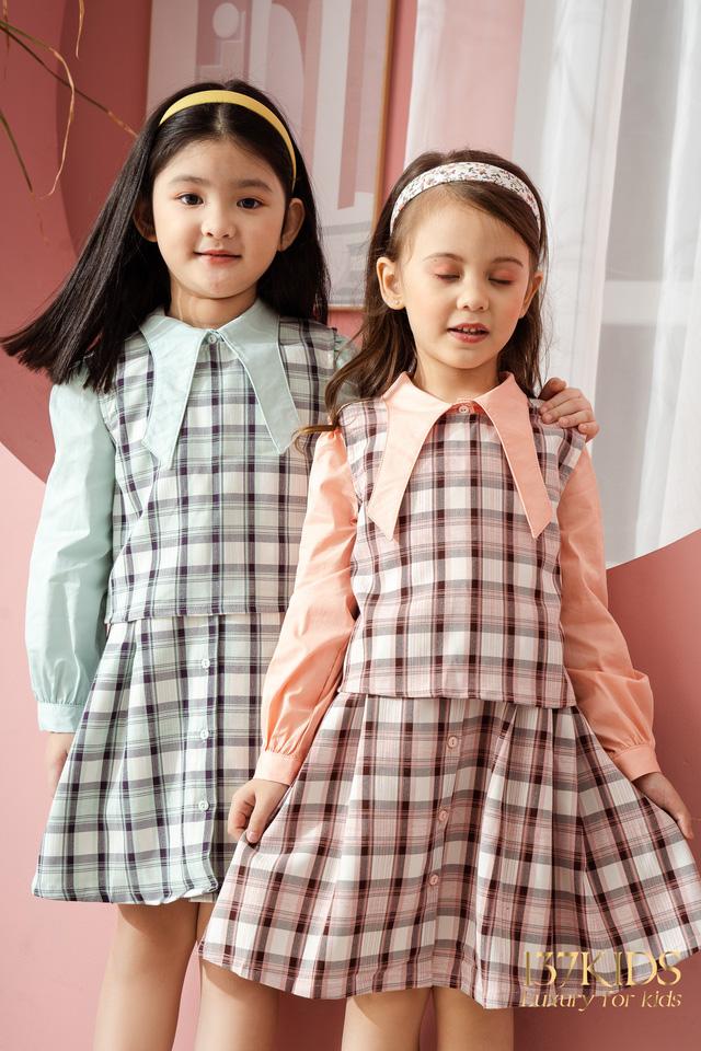 Bộ sưu tập váy thiết kế cao cấp nhà 137 KIDS - Ảnh 3.