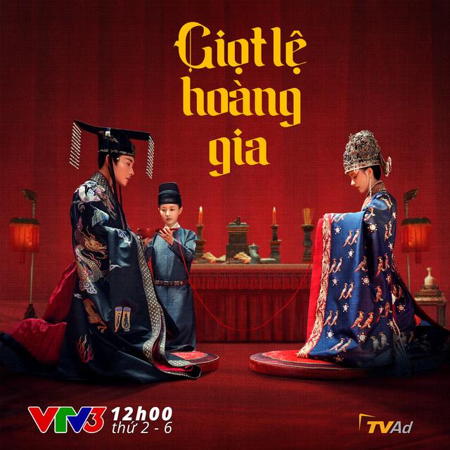 Phim mới Giọt lệ hoàng gia lên sóng VTV3 - Ảnh 2.