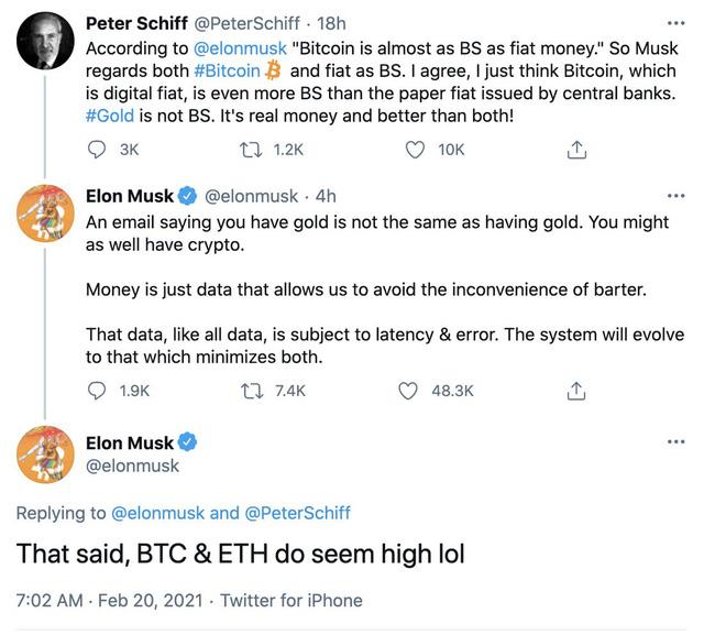 Vạ miệng về Bitcoin, Elon Musk mất 15 tỷ USD sau một đêm - Ảnh 1.