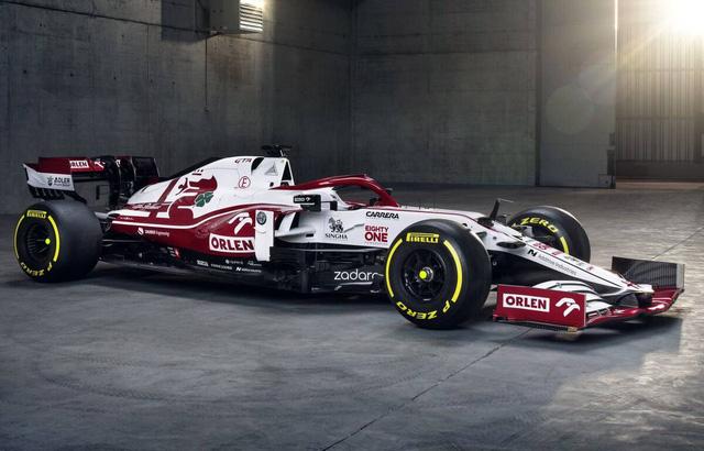 F1: Alfa Romeo ra mắt mẫu xe mới, Esteban Ocon hoàn tất thử xe cho Alpine - Ảnh 1.