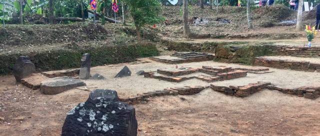 Hồi sinh di tích khảo cổ Phong Lệ - Ảnh 1.