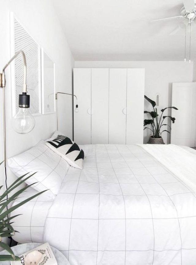 Mẹo lựa chọn nội thất giúp phòng ngủ thoáng rộng - Ảnh 1.